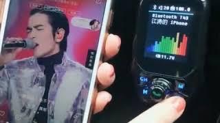 T43 휴대폰 유튜브 플레이어 블루투스 Handfree…