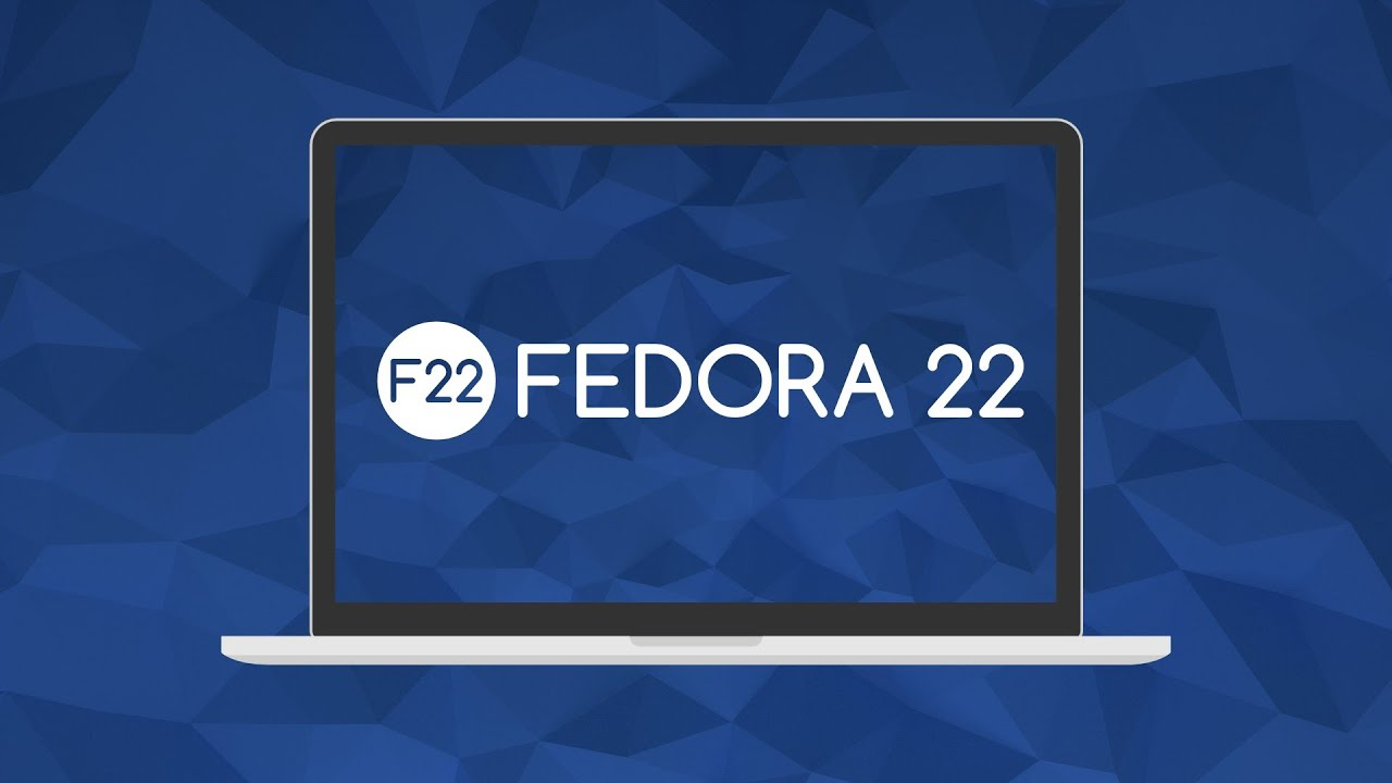 Fedora 22 Workstation