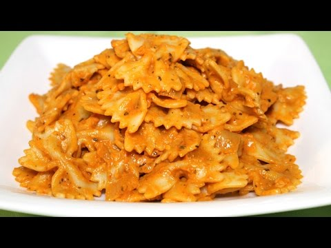 Creamy Tomato Pasta Recipe - In The Kitchen With Jonny Episode 33
