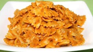 Creamy Tomato Pasta Recipe - in the Kitchen With Jonny Episode 33