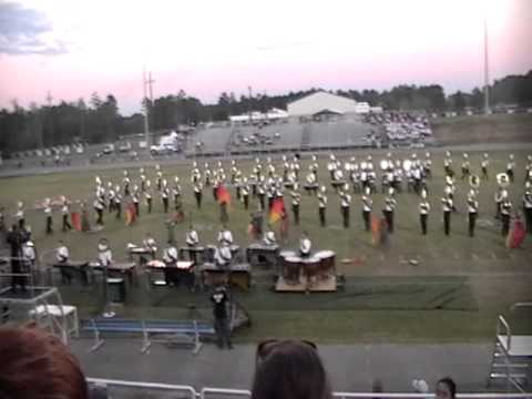 Pride of Pickens Marching Band
