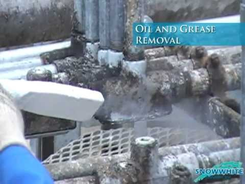 Industrial Cleaning Applications for Dry Ice Blasting