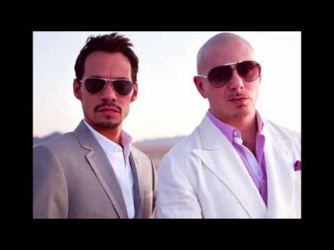 Pitbull Let It Rain Over Me feat Marc Anthony Remix
