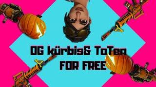 Traden Rdw FREE OG Gravediggers &Pumpkin Fortnite #rdw #Live #fortnite