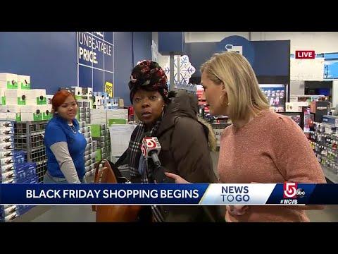 English Teacher Shares Her Tip For Black Friday Shopping