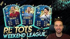 Mein Team für schwitzigste Weekend League | Premier League TOTS Weekend League | LP UT Ep. #38