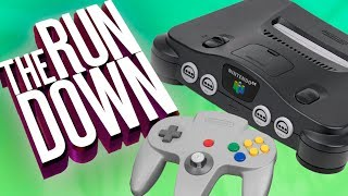 Nintendo 64 Classic Coming? - The Rundown - Electric Playground