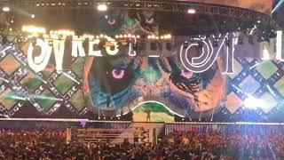 Seth Rollins WrestleMania 34 Entrance LIVE