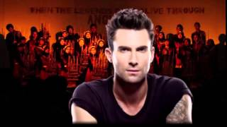 Adam Levine LOST STARS with Angklung Music Instrument