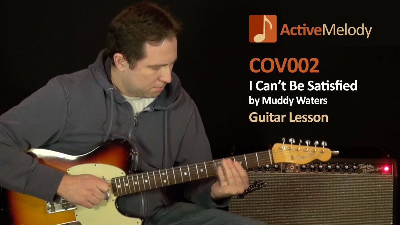 i can 39 t be satisfied muddy waters slide guitar lesson cov002 youtube. Black Bedroom Furniture Sets. Home Design Ideas