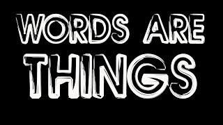 2017 Words are Things