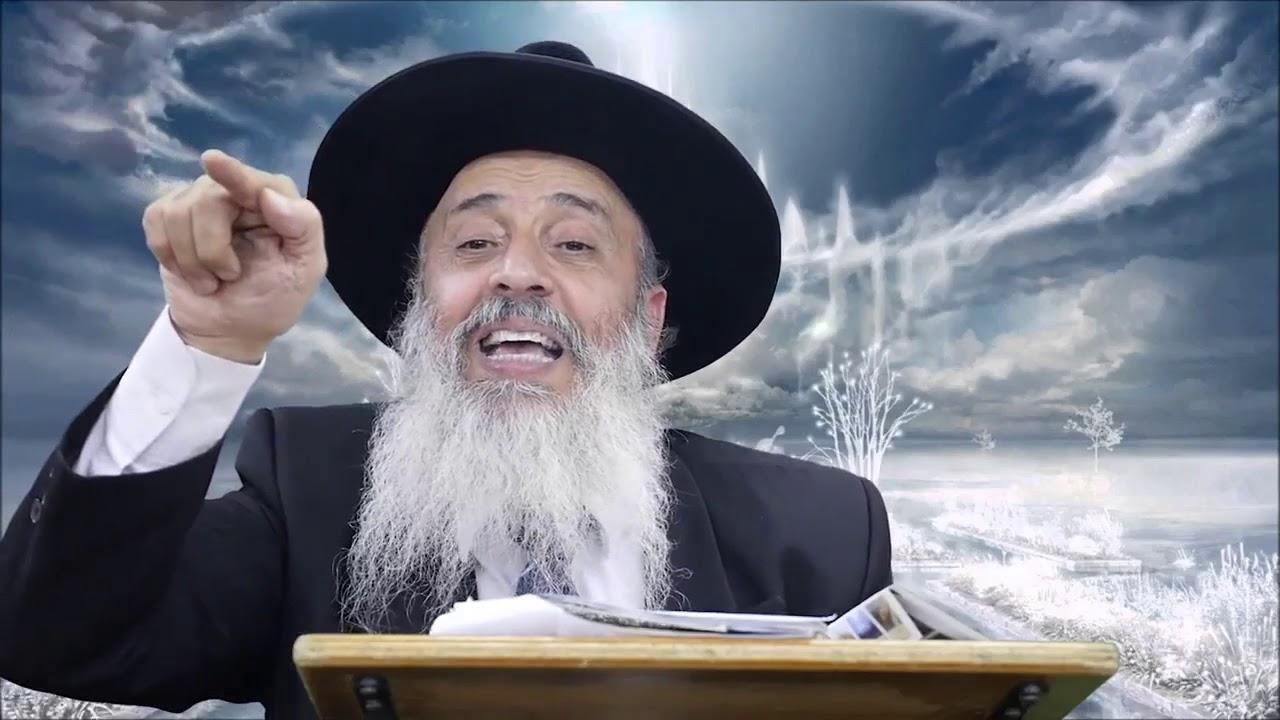 מישהו חזר משם    הרב אברהם ברוך HD