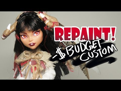 Repaint! Budget Customizing Theia Thriftford
