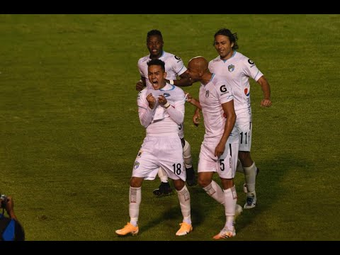 Óscar Santis pone el empate 1-1 entre Comunicaciones e Iztap