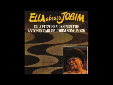 Ella Fitzgerald -  Ella Abraça Jobim  ( Full Album )