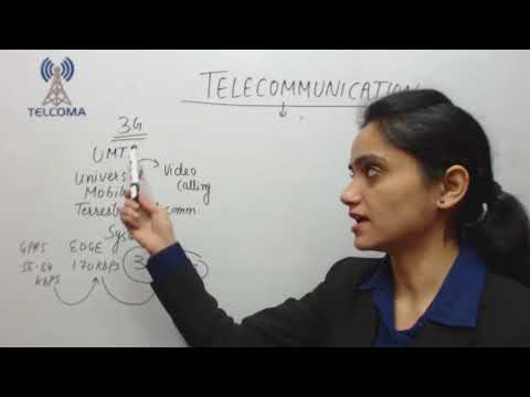 What is 2G, 3G, 4G, 5G of Cellular Mobile Communications   Wireless Telecommunications