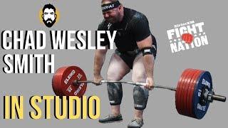 Chad Wesley Smith on Powerlifting, Jiu-Jitsu and PEDs in Sports | SiriusXM | Luke Thomas