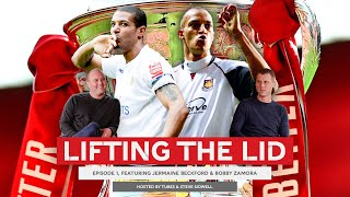 LIFTING THE LID | Episode 01: Cult Heroes | Starring Jermaine Beckford & Bobby Zamora