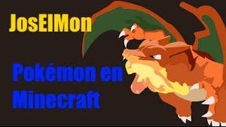 Charmander, yo te elijo | JosElMon: Pixelmon en minecraft #1