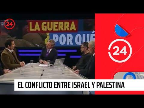El Informante: Lo Que Está Tras El Conflicto Entre Israel Y Palestina. Para Ver En El Extranjero.