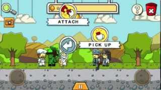 Scribblenauts Remix: How to Get Gold Crowns! (Pilot)