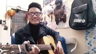 Ngày Xuân Long Phụng Sum Vầy Guitar Cover [ Acoustic Cường Gt ]