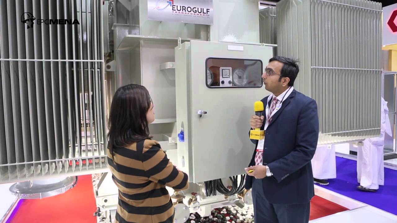 EuroGulf participates in Middle East Electricity 2015