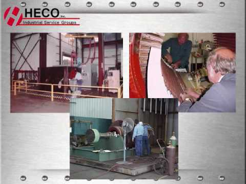 Heco Inc Electric Motor Repair Facility In Kalamazoo