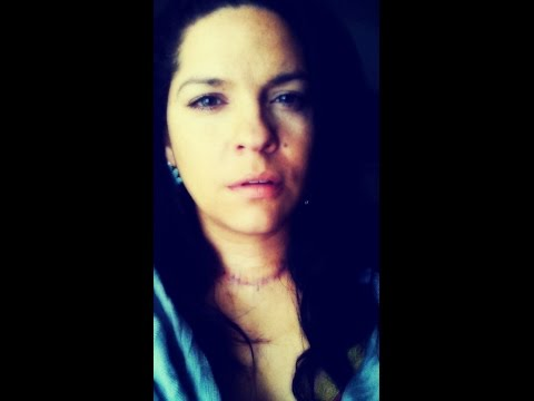 "Thyroidectomy Recovery  - ""ABIDE"" even in the darkest hour - Lizzett Alvarado"