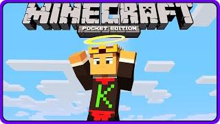 Minecraft PE: MOD DA NOVA DIMENSÃO DO CÉU! (Para Celular) 0.12.2