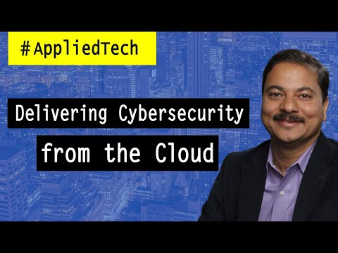 Delivering Cybersecurity from the Cloud | Partha Panda from Cysiv