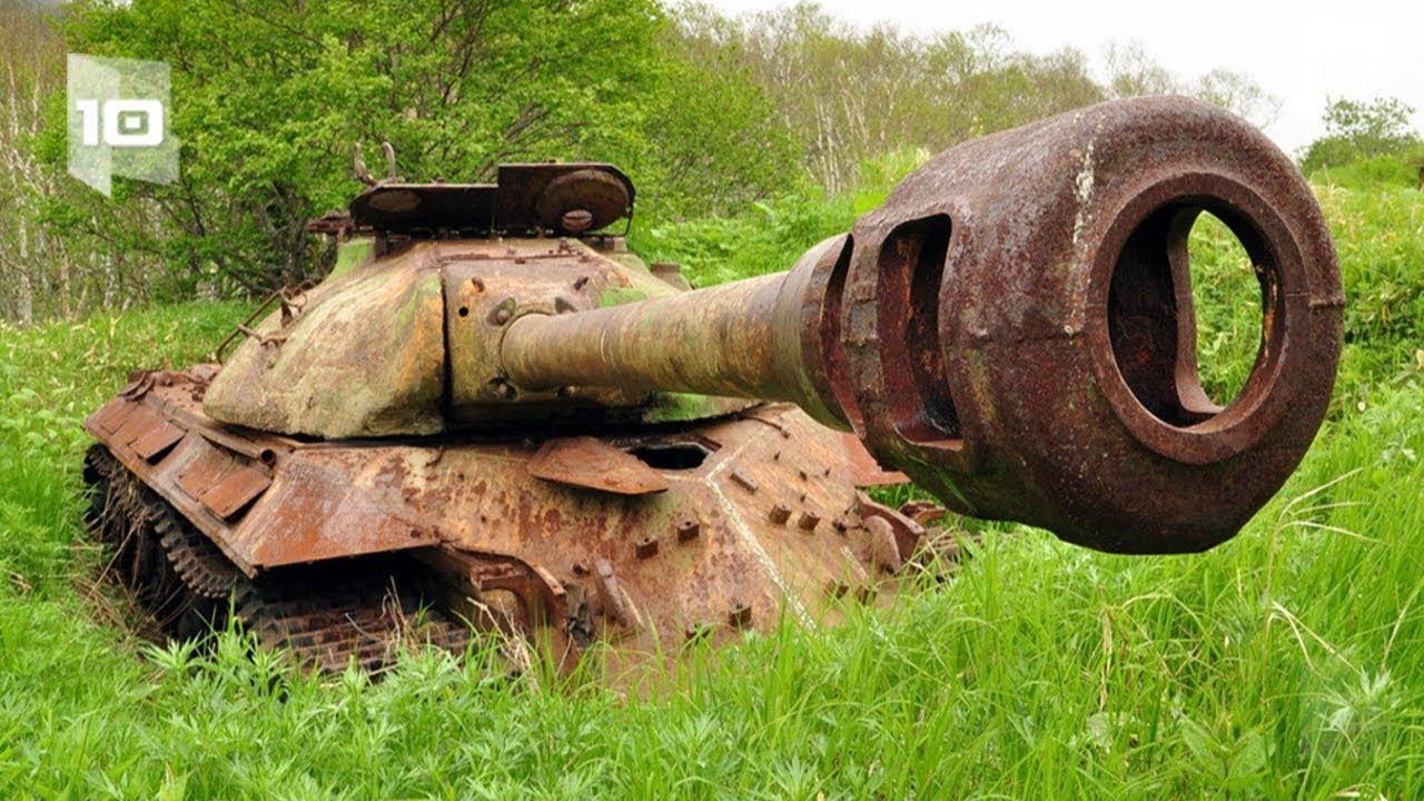 Download 10 Tanques Abandonados más Sorprendentes del Mundo