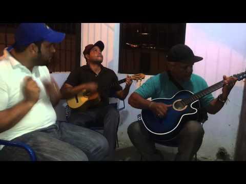 """Maestros Oscar Ibarra """"Fumarola"""", Jorge Herrera y Marco Marrufo Acústico Llanero 2014"""
