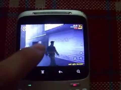 Gta 3 HTC ChaCha