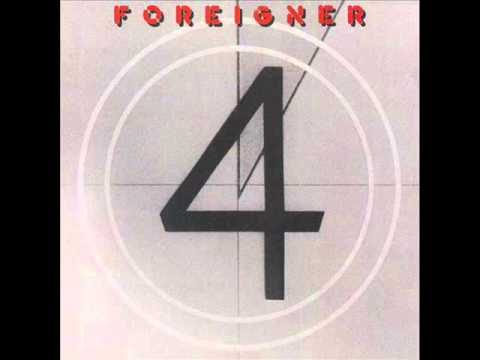 4 - Foreigner -  Full album (1981,Vinyl)