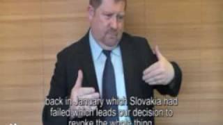 President's Statement on 2011 Winter Deaflympics OC