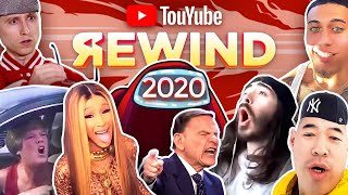 YouTube Rewind 2020, BUT MEMES saved it from being cancelled, giving us all the closure needed to mo