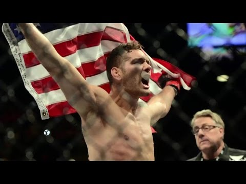 Chris Weidman on retaining title and Vitor Belfort's cheating