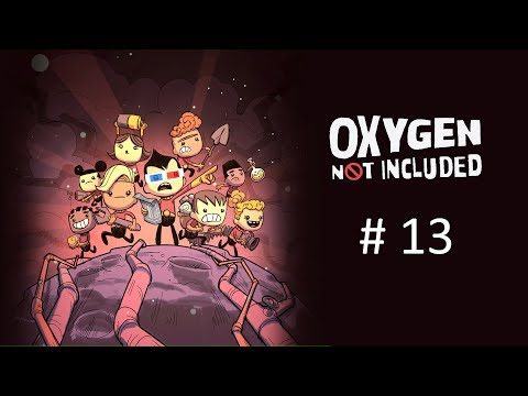 Oxygen Not Included Part 13 | Maxx Power