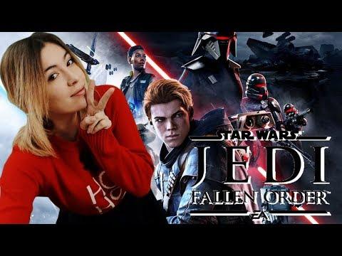 ВИДЕОИГРА STAR WARS JEDI: FALLEN ORDER ➤ Павший Орден: Начало #1