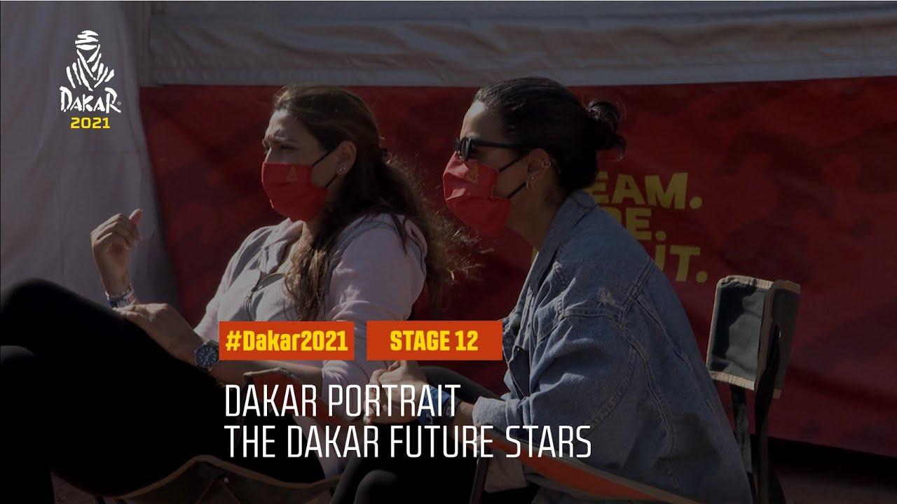 #DAKAR2021 - Stage 12 - Dakar Portrait