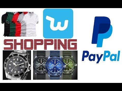 Wish Paypal