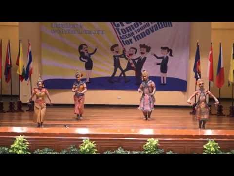 Creating Tomorrow's Asean Young leaders for Innovation 2016 Part 5