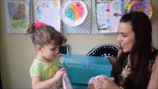 Pampers Easy Ups Toddler Unboxing