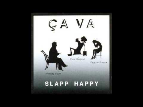 Slapp Happy - Silent The Voice