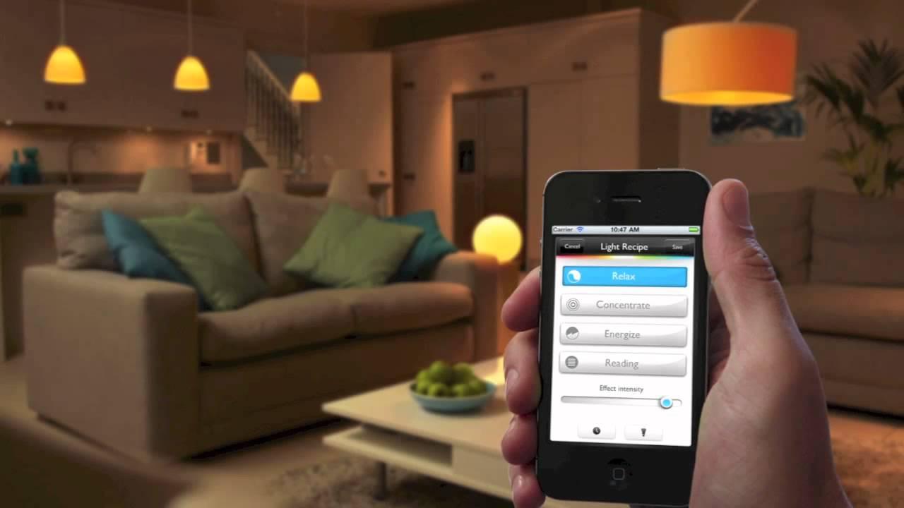 Philips Licht Hue : Philips hue licht steuerung per iphone oder ipad für jederman