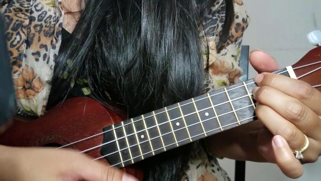 Sexual healing ukulele tab