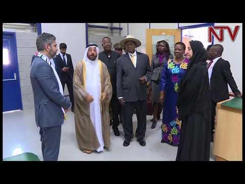 President Museveni promises free land to Emirati investors