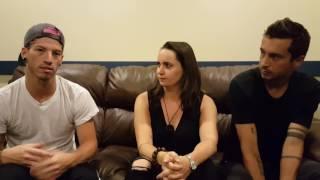 Dinah From The Rod Ryan Show Interviews twenty one pilots