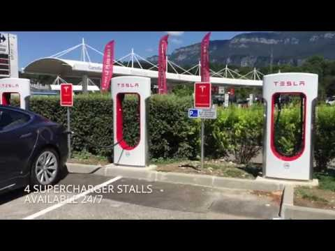 Chambéry Supercharger, France